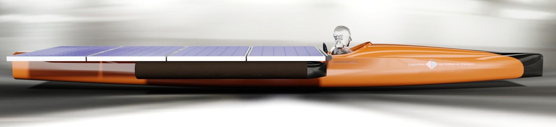 Han Solar Boat3